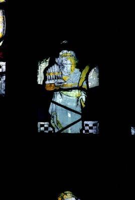 St Cecilia, 15th century