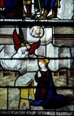 St Barbara Decapitation, 13th century