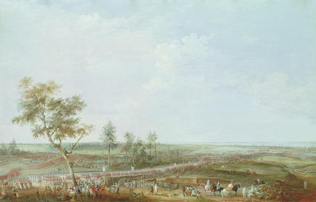 The Surrender of Yorktown, 19th October 1781, 1784