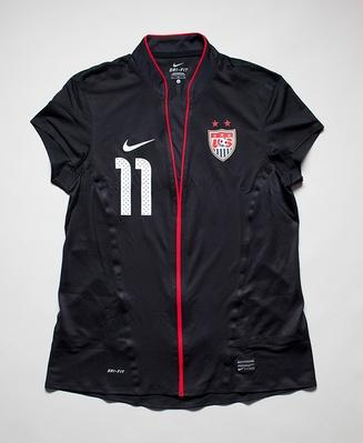 U.S. Soccer Women's National Team Jersey to Hillary Clinton