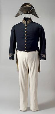 Mid-19th Century Diplomat's Uniform