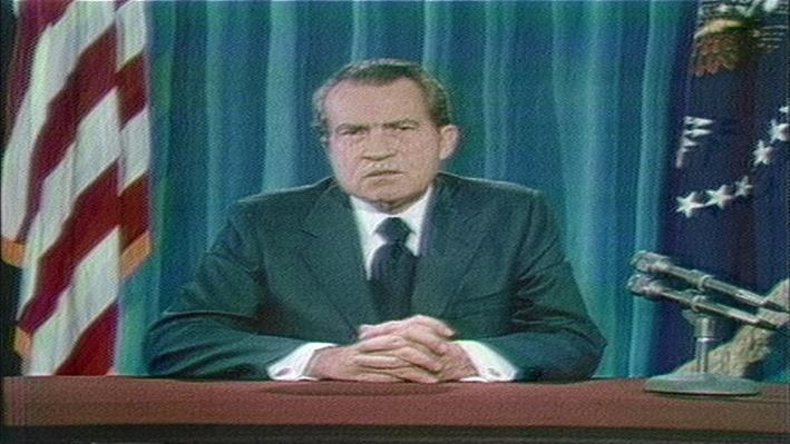 Nixon's Address to the Nation Upon Re-election| The Day the '60s Died
