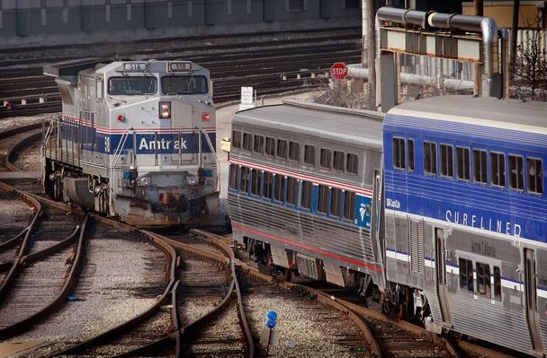 Joe Biden Announces Funding For Amtrak Under ARRA | Evolution of the Railroad (Engine)