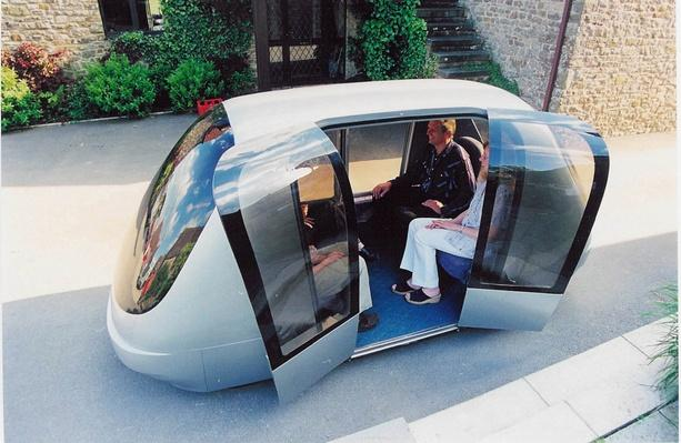 Revolutionary Driverless Taxi Cab Trialled in the UK | Evolution of the Automobile