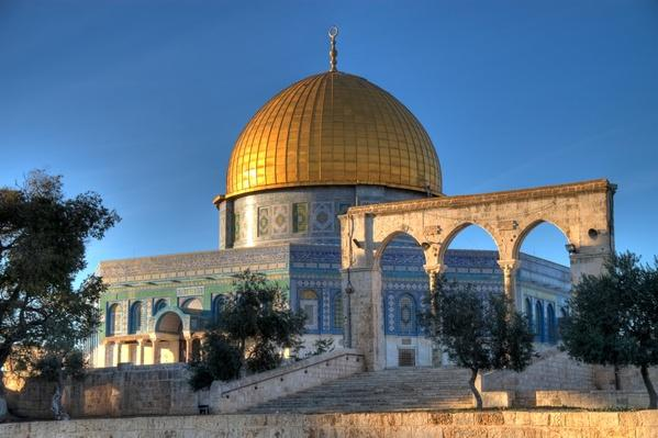 Dome of the Rock Mosque | Monuments and Buildings