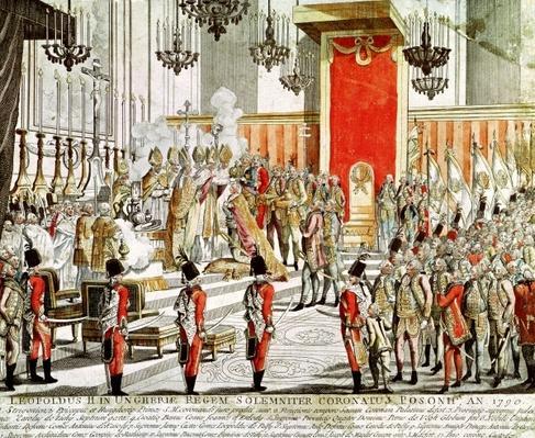 The Coronation of Leopold II