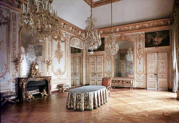 Interior of the Salle du Conseil