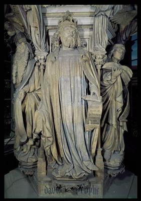 King David, Moses