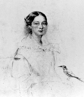 Portrait of Emily Shore