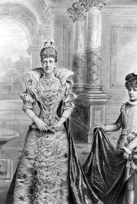 Alexandra of Denmark, Queen Consort of the United Kingdom and the British Dominions, 19th Century