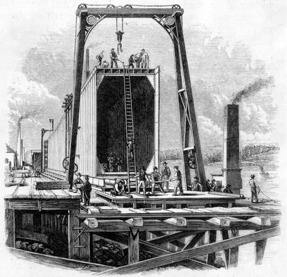 Construction of the Tubes, 19th Century