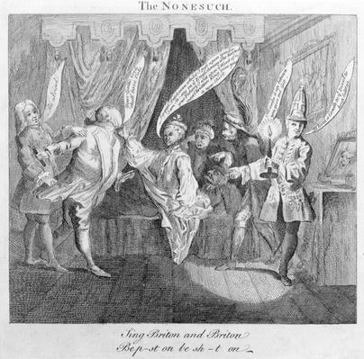 The Nonesuch, circa 1748