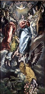 The Assumption of the Virgin, 1607-13