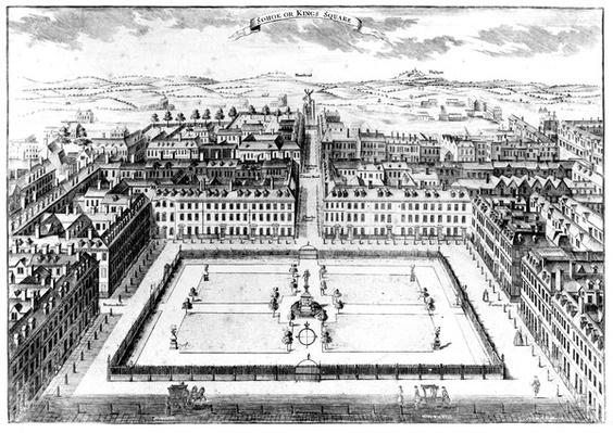 Soho Square, or King's Square