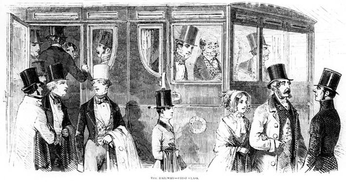 Epson Races 1847: The Railway - First Class