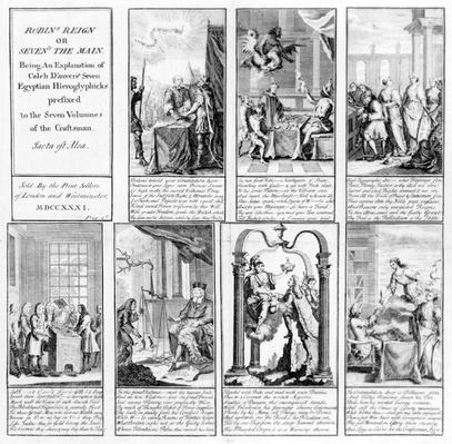 Robin's Reign, or Seven's the Main, 1731
