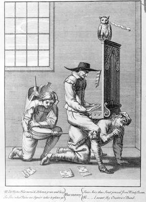 Harmony, 1735