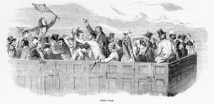 Epson Races 1847: The Railway - Third Class