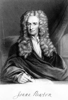 Isaac Newton, after Samuel Freeman, 18th Century
