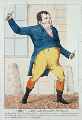 Georges Cadoudal, 1804