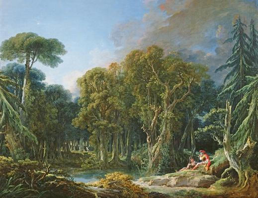 The Forest, 1740