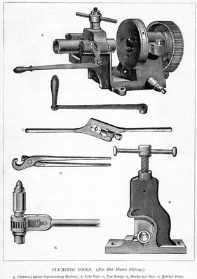 "Illustrations taken from ""A New Technical Educator: An Encyclopedia of Technical Education"", published by Cassell, 1870"