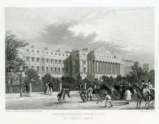 Cumberland Terrace, Regent's Park, London