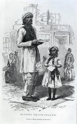 Hindoo Tract-Seller