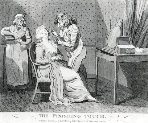 The Finishing Touch,1794