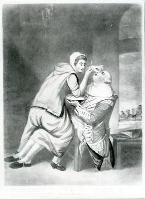 The Female Barber, 1770