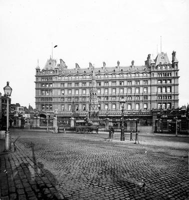 Charing Cross Station Hotel, 19th Century