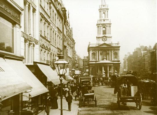 St. Mary's on the Strand, 19th Century
