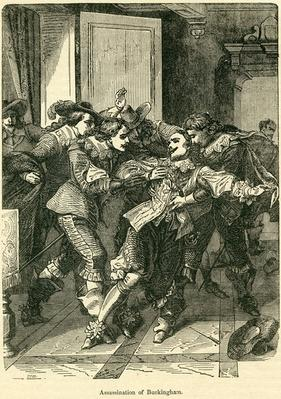 Assassination of Buckingham, 1628