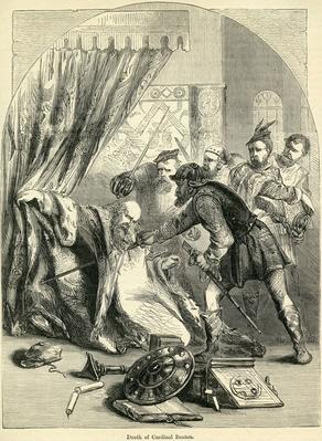 Death of Cardinal Beaton, 29th May 1546