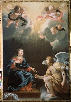 The Annunciation, 1632