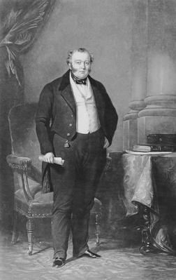 George Hudson, MP