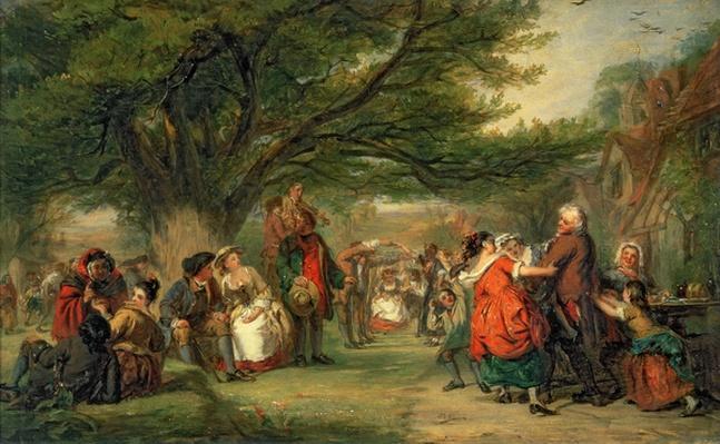 Village Merrymaking