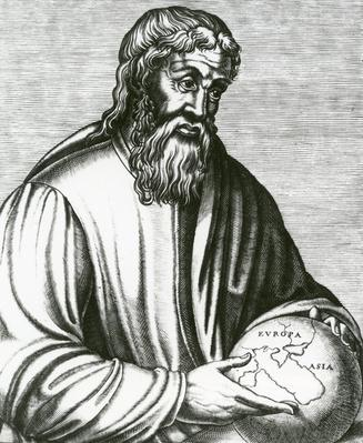 Strabo the Geographer, 16th Century