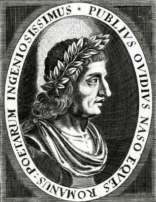 Portrait of Ovid, 1639