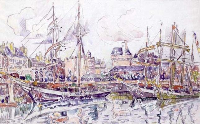 St. Malo, 1930