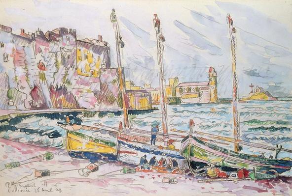 Collioure, 1929