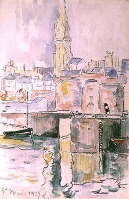 St. Malo, 1927