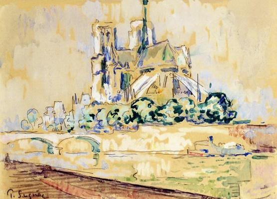 Notre Dame, 1885
