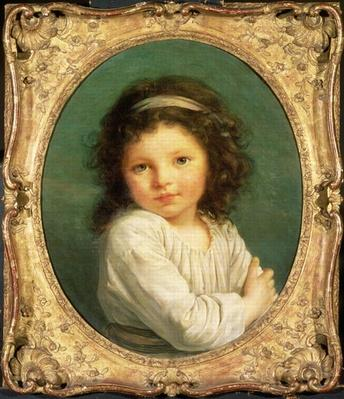 Portrait of Caroline Lalive de la Briche, 1786