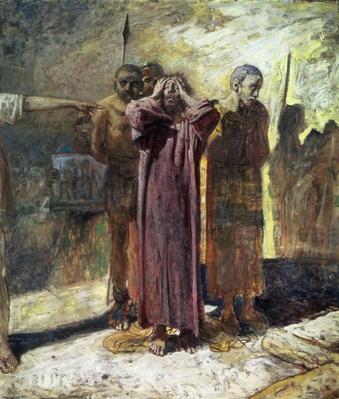 Golgotha, 1892-93