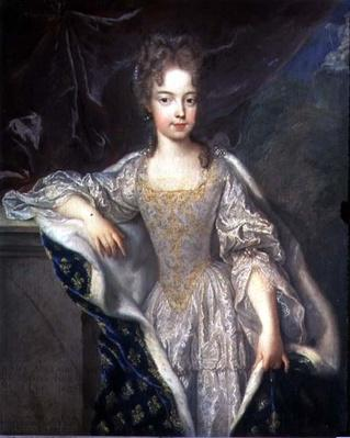 Portrait of Adelaide of Savoy