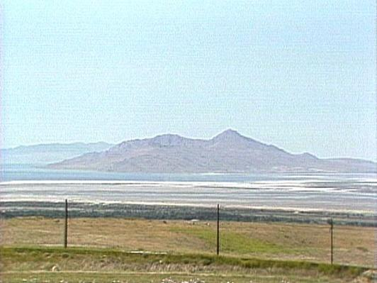 The Great Salt Lake: Antelope Island | Images of Utah
