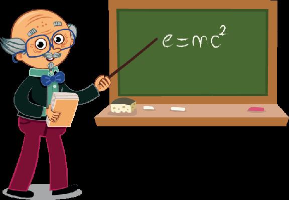 Professor 2 | Clipart