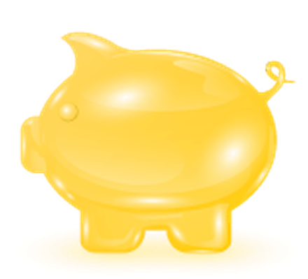 Set of Moneyboxes - 4 | Clipart