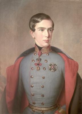 Portrait of Emperor Franz Joseph of Austria